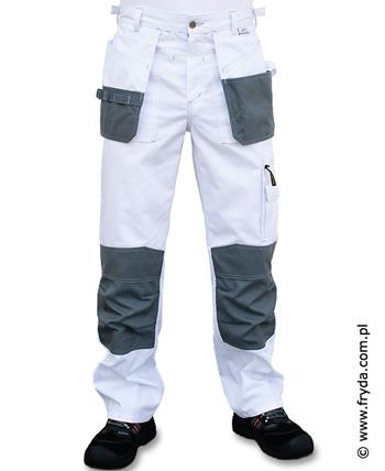 spodnie dla malarzy