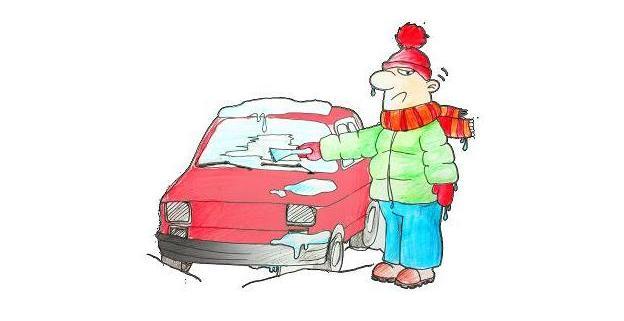 Z poradnika kierowcy – czyli jak przygotować samochód do zimy.