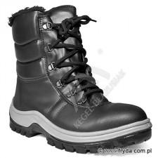 Zimowe obuwie robocze – profesjonalne obuwie do pracy