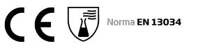 Odzież kwasoodporna – norma EN 13034