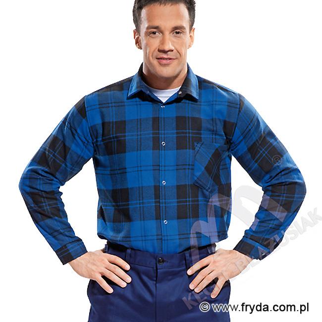 Koszula flanelowa robocza – sklep internetowy