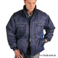 Kurtka wielofunkcyjna BASTO – zimowa odzież robocza