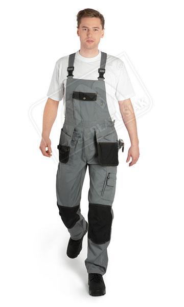 Spodnie robocze ogrodniczki – odzież robocza