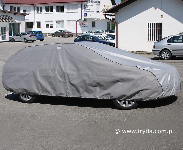 Jak chronić samochód przed gradem?