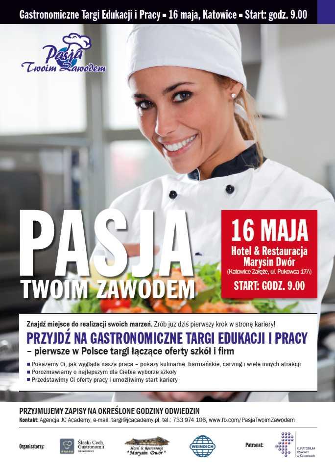 Pierwsze Gastronomiczne Targi Edukacji i Pracy