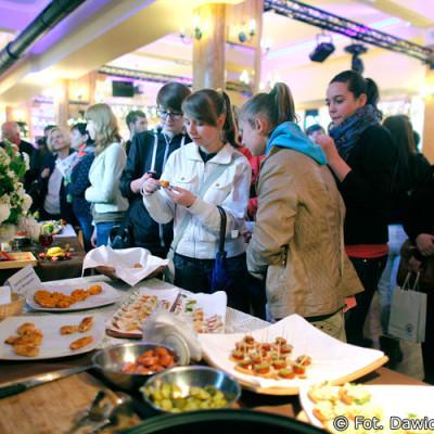 Pierwsze Gastronomiczne Targi Edukacji i Pracy – wideorelacja