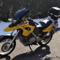 Pokrowiec na motocykl – KEGEL-BŁAŻUSIAK