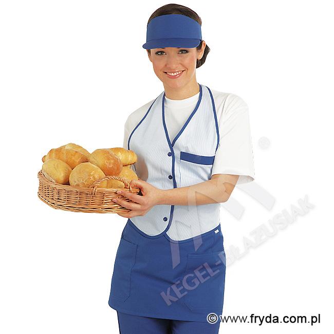 Odzież robocza w sklepie spożywczym