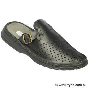 Buty gastronomiczne czarne