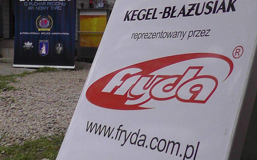 Drużyna fryda.com.pl na XII Turnieju Strzeleckim
